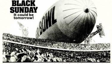Черное воскресенье. Постеры