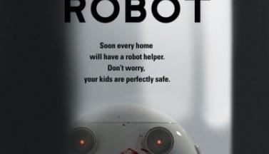 Плохой робот. Постеры