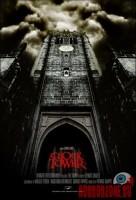 Часовая башня постер