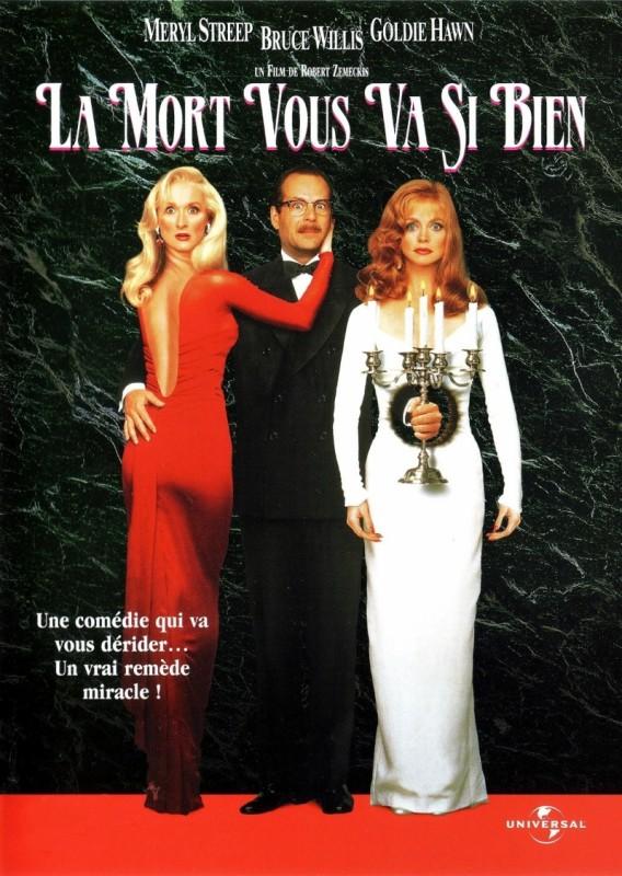 Кадры из фильма «Смерть Ей К Лицу» / 1992