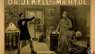 Доктор Джекилл и мистер Хайд. Постеры