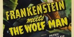 Франкенштейн встречает человека-волка. Рецензия