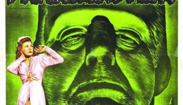 Дух Франкенштейна. Постеры
