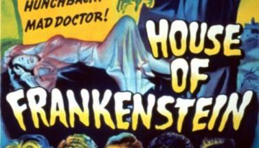 Дом Франкенштейна. Рецензия