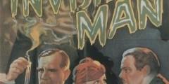 Человек-невидимка (1933). Постеры