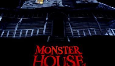 Дом-монстр. Постеры