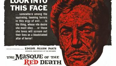 Маска красной смерти. Постеры