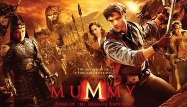 Мумия: Гробница Императора Драконов. Постеры