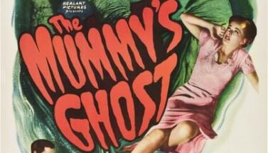 Призрак мумии. Постеры
