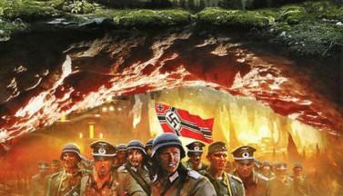 Нацисты в центре Земли. Постеры