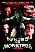 Ниндзя против монстров
