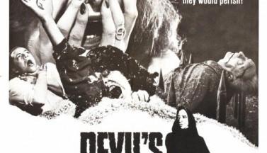 Самая длинная ночь дьявола. Постеры