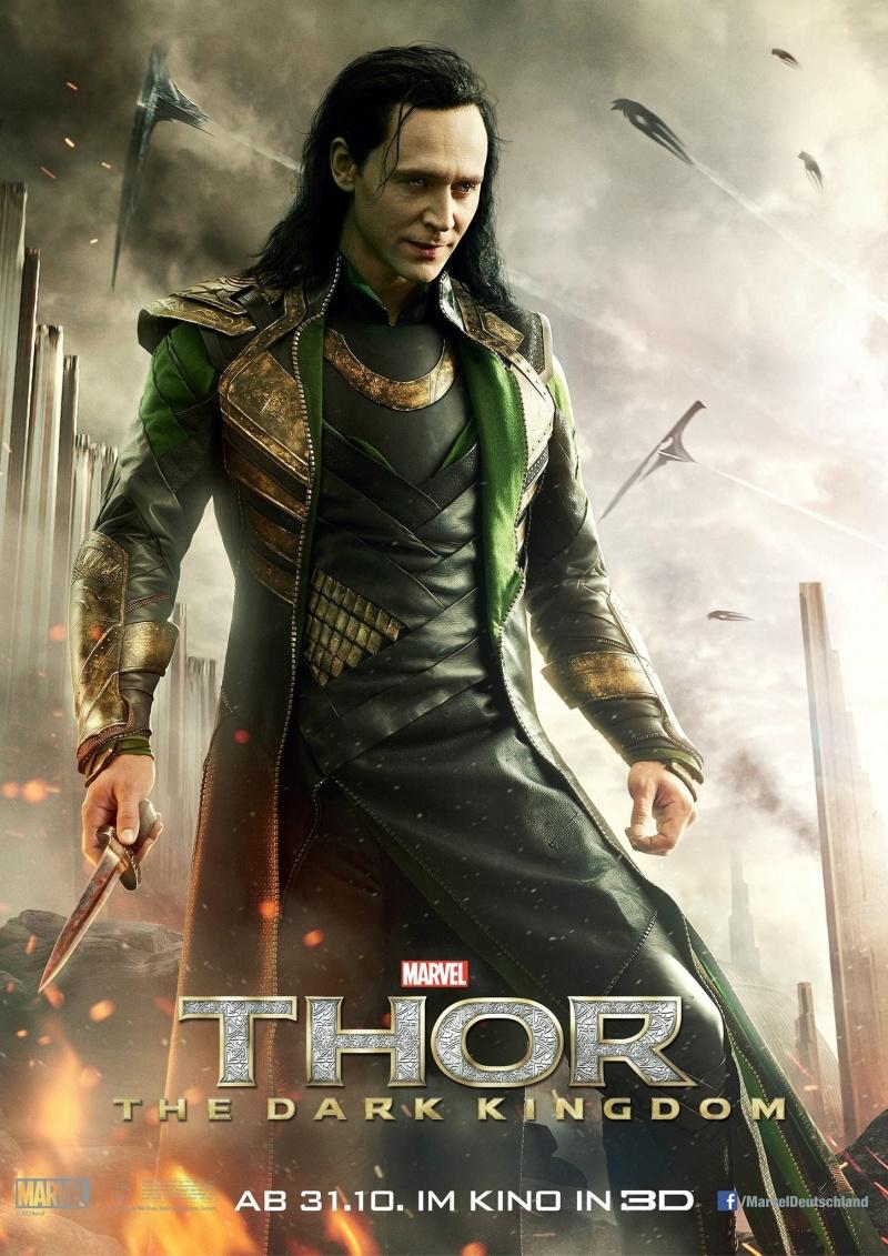 Chinese theater takes ThorLoki fanart as legitimate