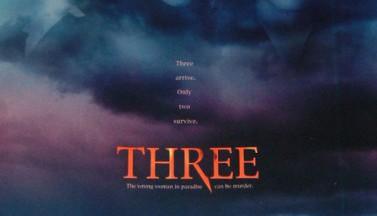 Остров на троих. Постеры