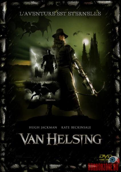 описание фильма ван хельсинг