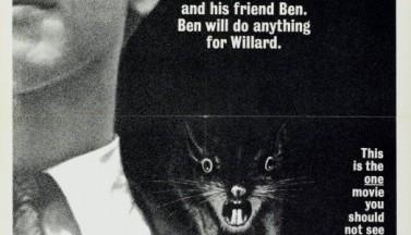 Уиллард (1971). Постеры