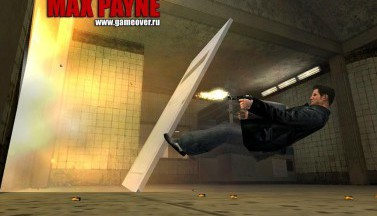 Max Payne. Обои
