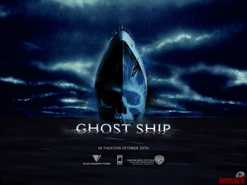 Movie horror ship