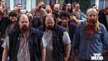 зомби немертвые вечные странники!