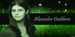 Александра Даддарио. Обои