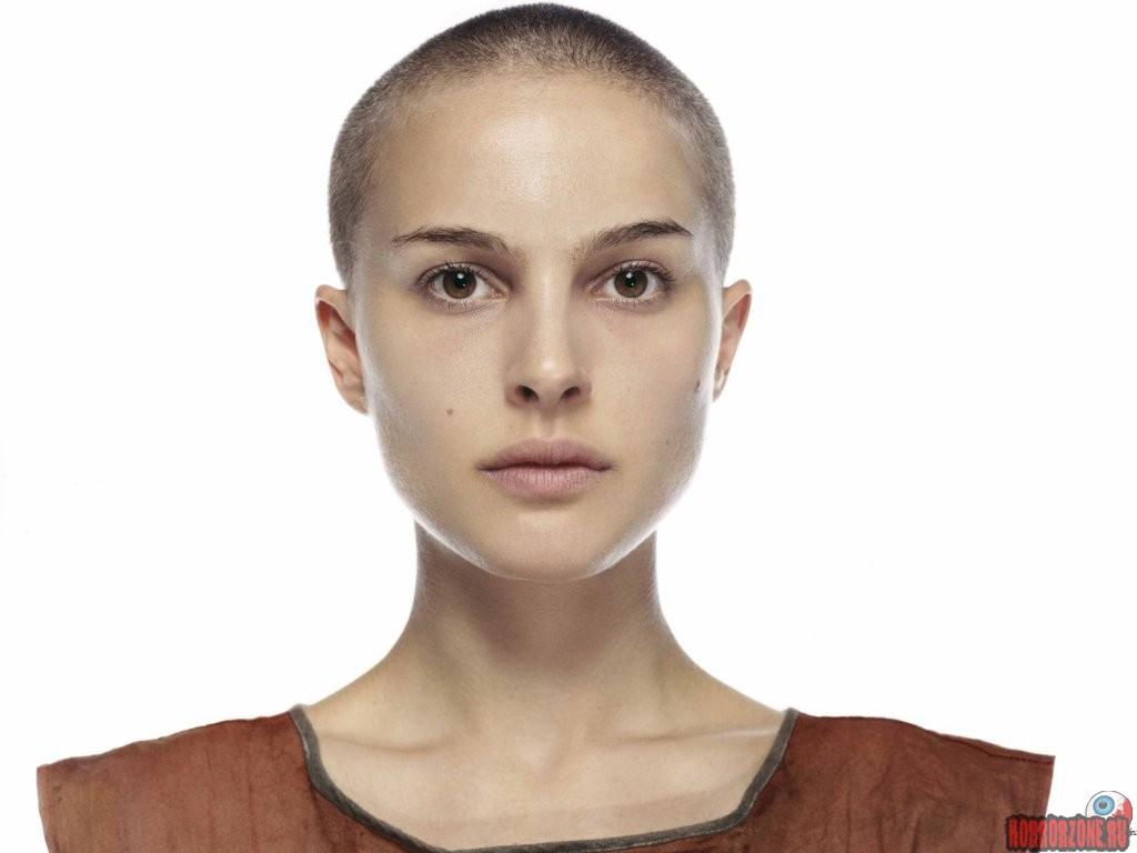 Натали Портман С Белыми Волосами