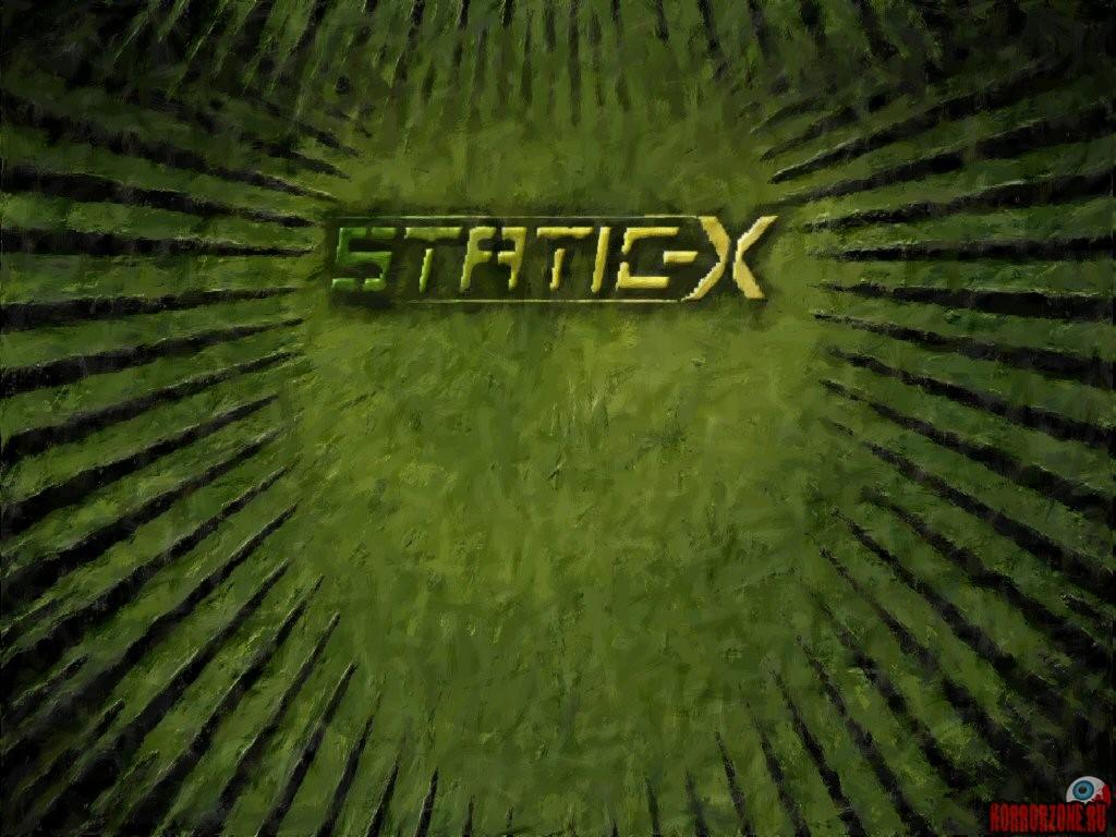 Static X обои смотреть скачать