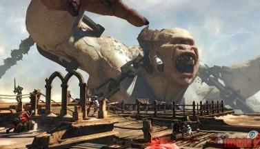 God of War: Ascension. Скриншоты