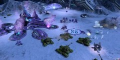 Halo Wars. Скриншоты