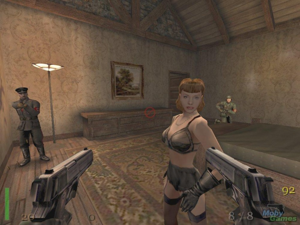 Эротические игры 2001 года 3 фотография