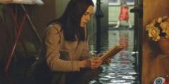 Темная вода (2005). Кадры