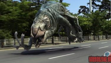Вторжение динозавра 2. Кадры