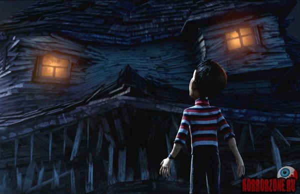смотреть онлайн дом монстров: