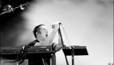 Nine Inch Nails. Фото
