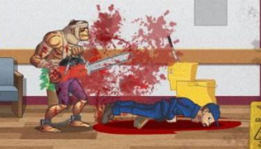Зомби-мэн убийца