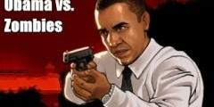 Обама против зомби