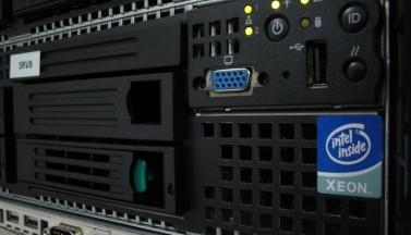 Переехали на новый сервер