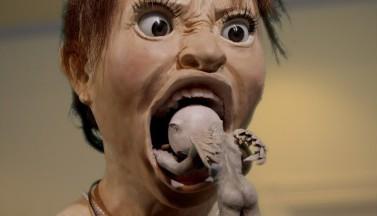 Пластилиновые ужасы