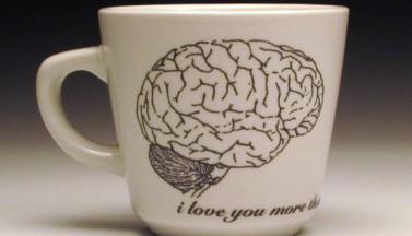 Признание от чистого мозга! Хороший подарок на Валентинов день для хоррор-фэна.