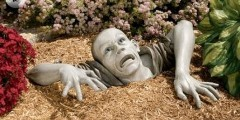 Весне и зомби рады