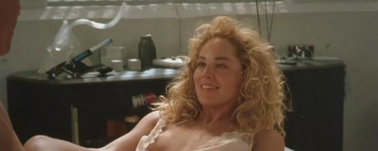 Эро видео с шерон стоун, порно самых красивых видео художественный фильм битва