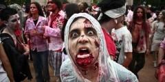 короткометражка про зомби