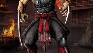 Барак Обама Mortal Kombat