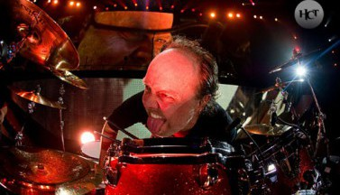 Барабанщик «Металлики» Ларс Ульрих объявил о своих планах снять фильм