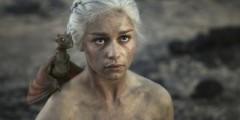 """""""Игра престолов"""" довела актрису до скромности. Ню больше не будет?"""