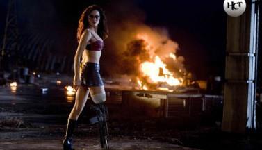 К показу фильма «Планета страха» НСТ решил вспомнить героев с опасными конечностями, как у Черри Дарлинг