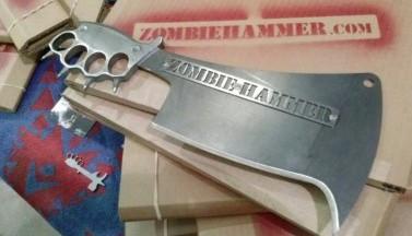 Zombie Hummer холодное оружие для борьбы с зомби