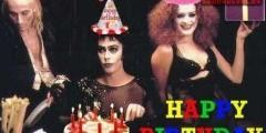 Rocky Horror Birthday