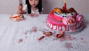 Happy Bloody Girl Birthday