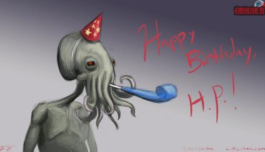 Happy Cthulhu Birthday