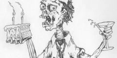 Happy Zombie Birthday #7